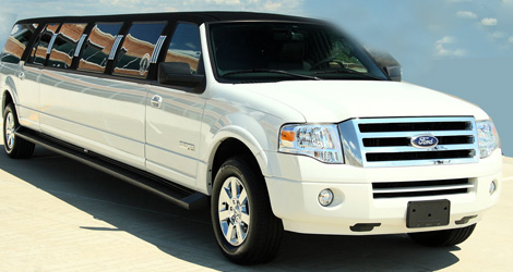 Ford Expedition 14 Passenger