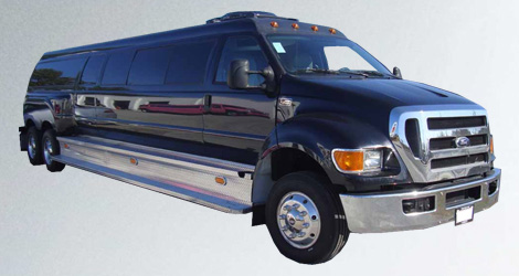 Ford F650 Limousine