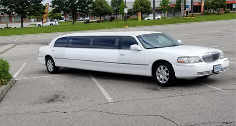 Top-Notch Limo/Party Bus Rental In Hamilton