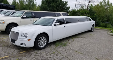 Party Bus & Limo Bus Rental in Markham