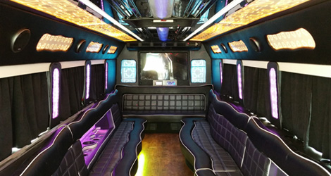 Limo/ Party Bus Rental Services In GTA