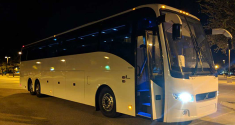 Limo Bus & Party Bus Rental in Peterborough