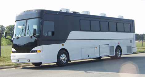 Limo Bus & Party Bus Rental in Windsor