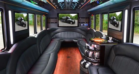 Limo & Party Bus Rental Services in Brantford